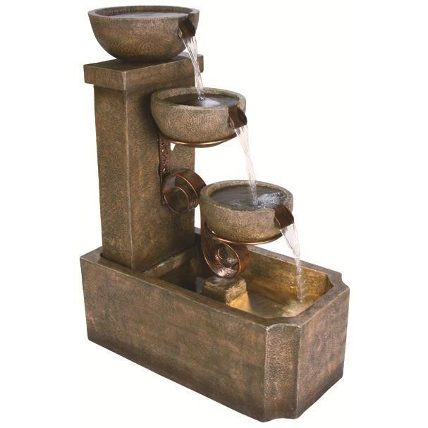Bond Manufacturing Maricopa Water Fountain