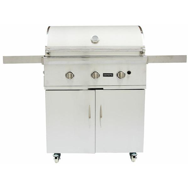 Coyote Coyote C-series 34-inch Propane Gas Grill On Cart