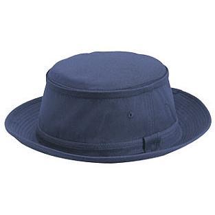 Otto Cap Cotton Twill Fisherman Hat S/M - Navy