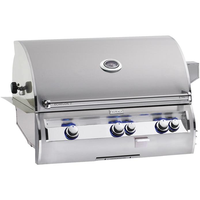 Fire Magic Echelon Diamond E790i A Series Natural Gas Built-in Grill With One Infrared Burner at Sears.com