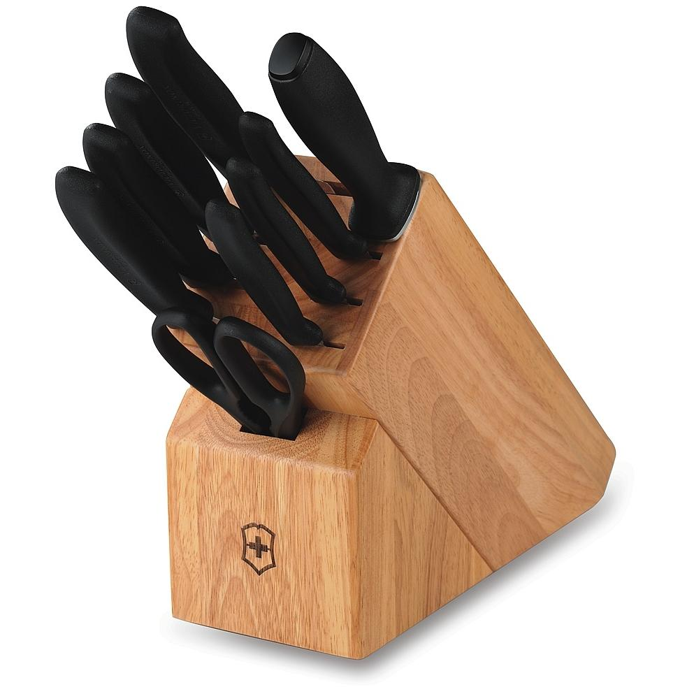Victorinox Swiss Classic 10-piece Knife Block Set at Sears.com