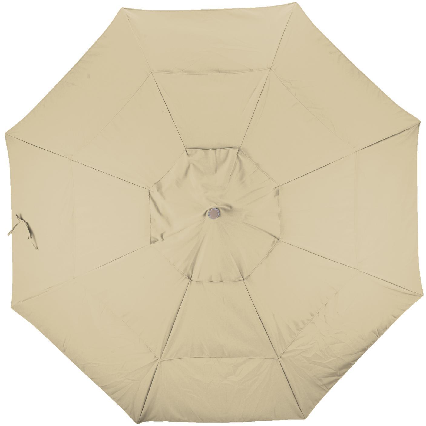 California Umbrella Sunbrella A Fabric In Antique Beige 2909534