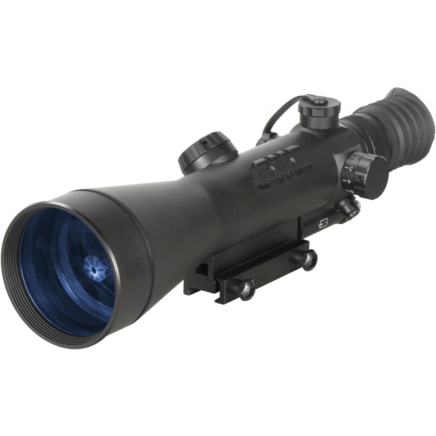 Atn Night Arrow6 Night Vision Weapon Sight With Gen Cgt 6x Magnification - Nvwsnar6c0