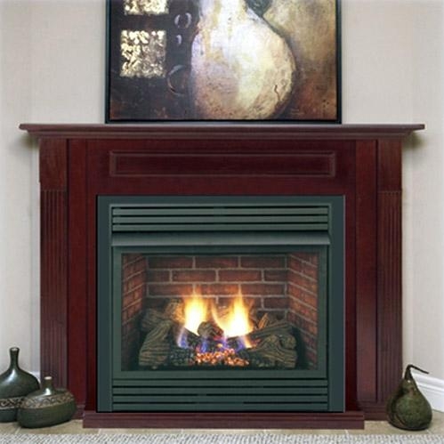 Monessen Bdv400psc7 36-inch Propane Direct Vent Fireplace System With Signature Command Control at Sears.com