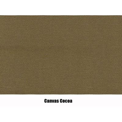 North Cape Canvas Cocoa - Melrose