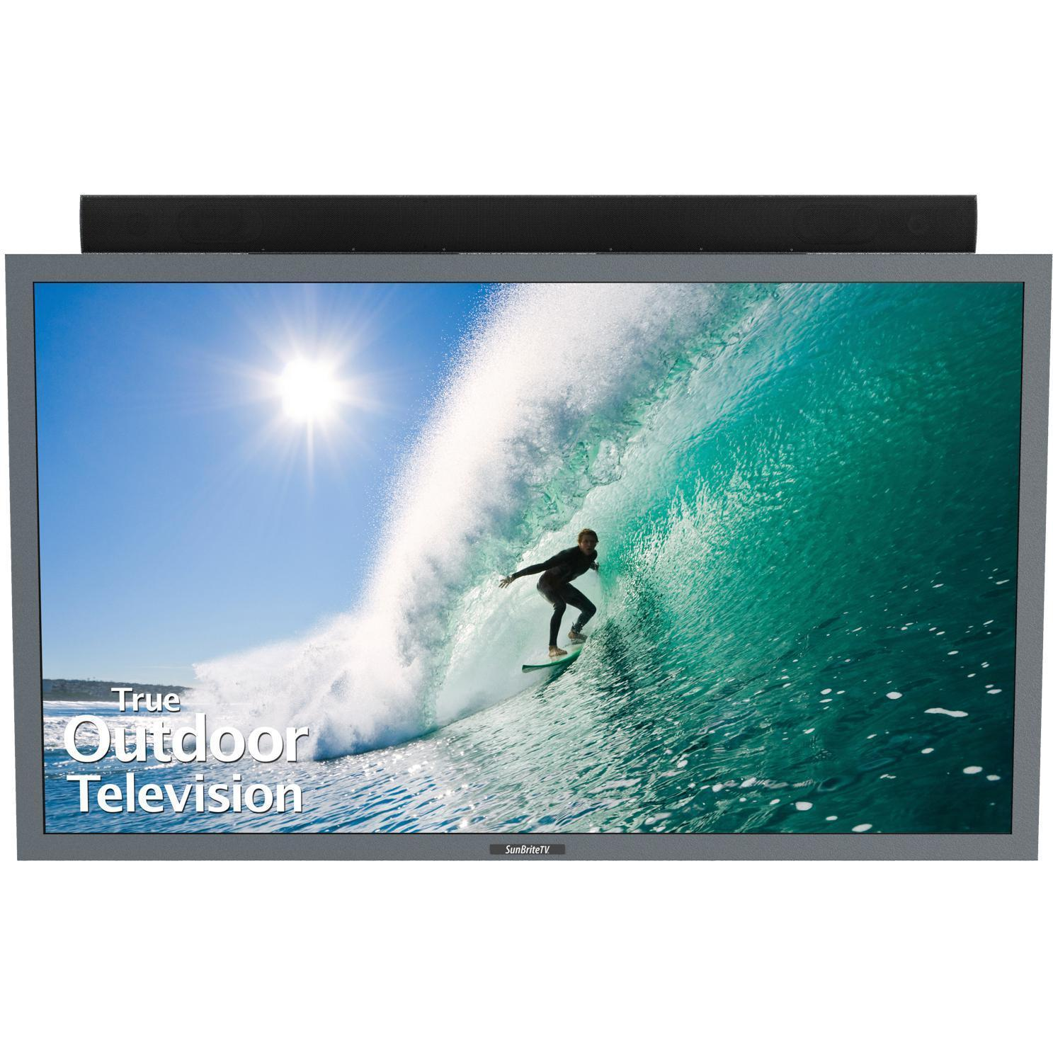 Sunbrite Tv Pro Series 55-Inch 1080p LED Outdoor HDTV - S...