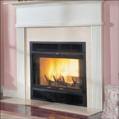 Monessen Wmc36 Warmmajic Series 36-inch Heat Circulating Wood Burning Fireplace at Sears.com