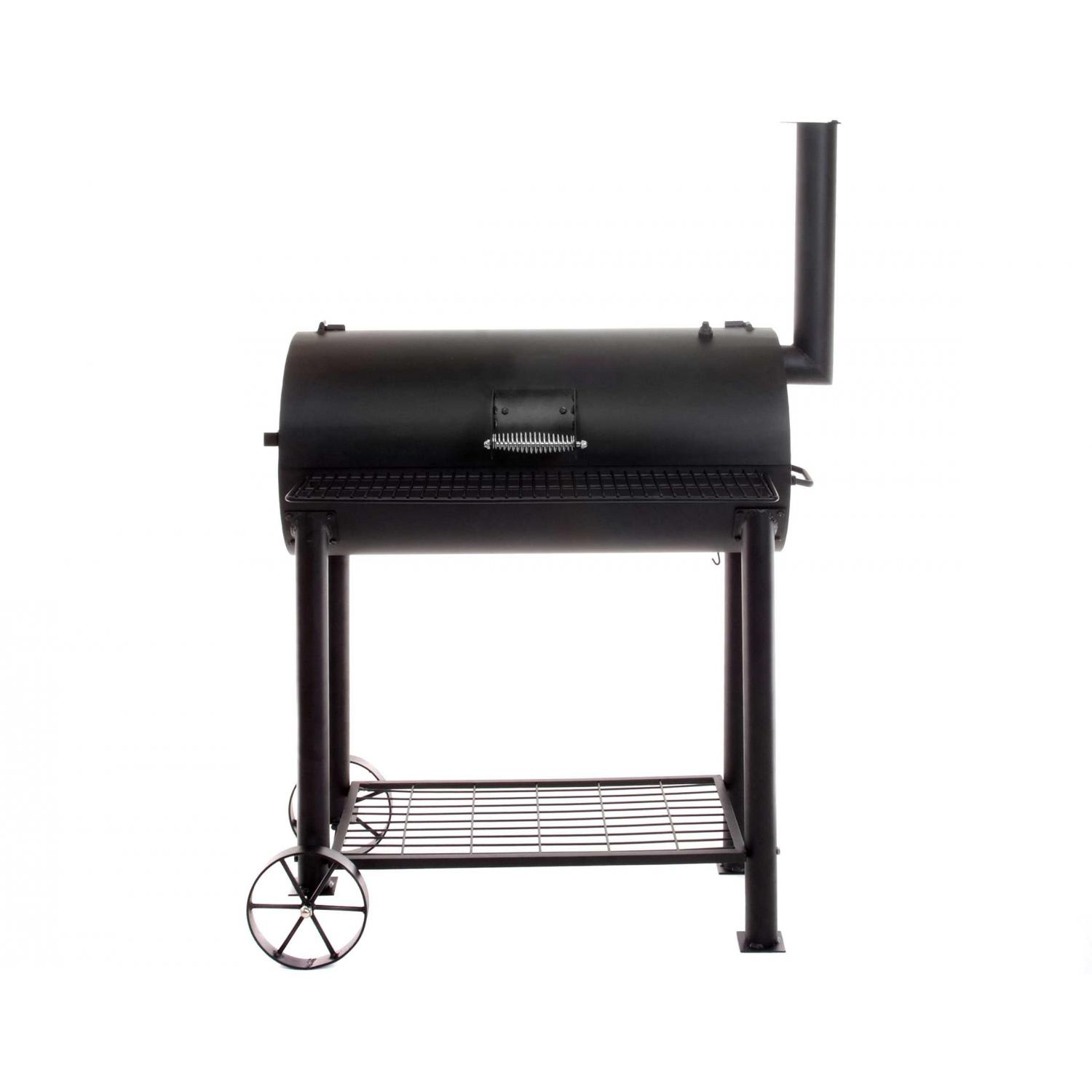 be the grill master The secrets to cooking with charcoal lie in how well you regulate the flow of air into the grill and how well you control the heat and smoke as it surrounds your food.