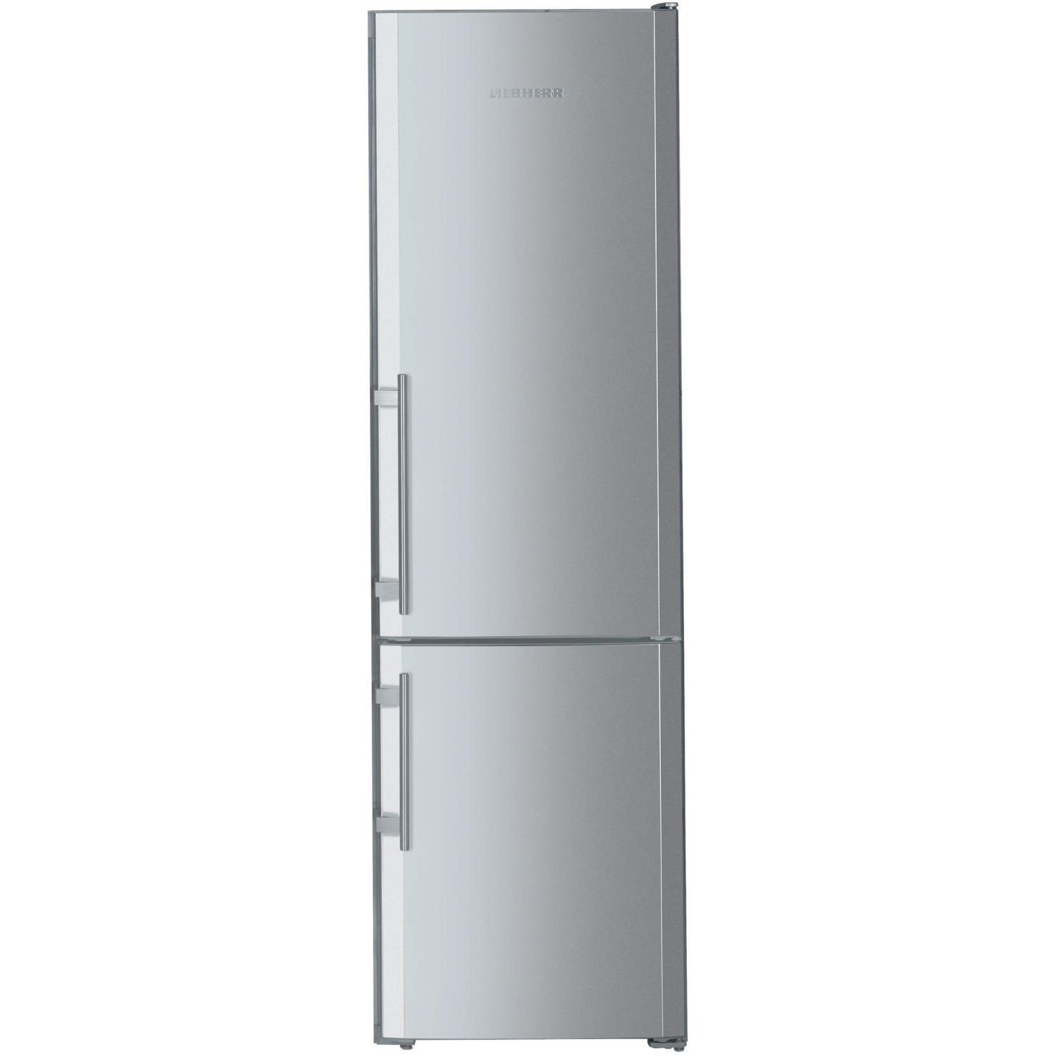 Liebherr 13.0 Cu. Ft. Bottom Freezer Refrigerator With Ice Maker - Stainless Steel - CS-1360 2682598