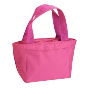Liberty Bags Simple And Cool Cooler Bag - Hot Pink