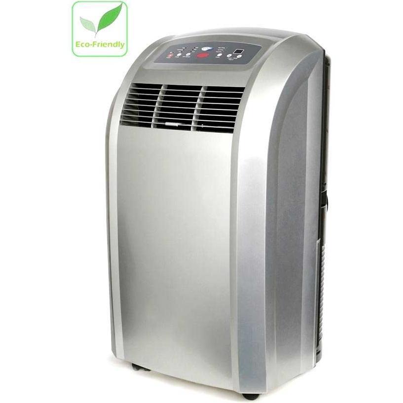Whynter ECO-FRIENDLY 12000 BTU Portable Air Conditioner (Platinum) ARC-12S