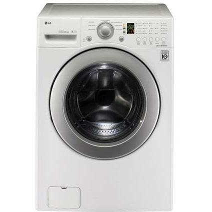 LG WM2240CW 4.3 Cu. Ft. Front Load Washer - White