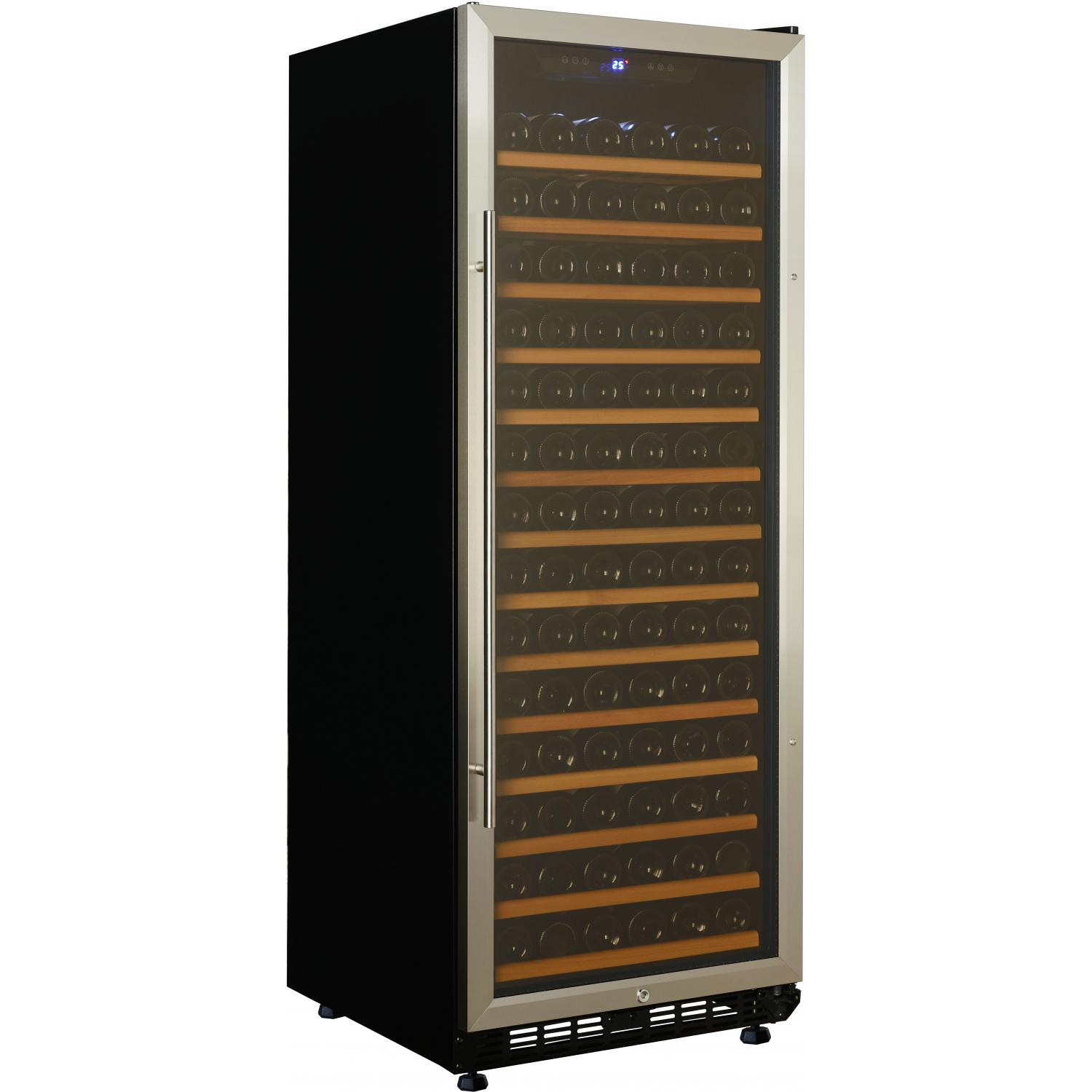 Picture of Avanti 149 Bottle Freestanding Wine Chiller - Stainless Steel - WCR1496SZ