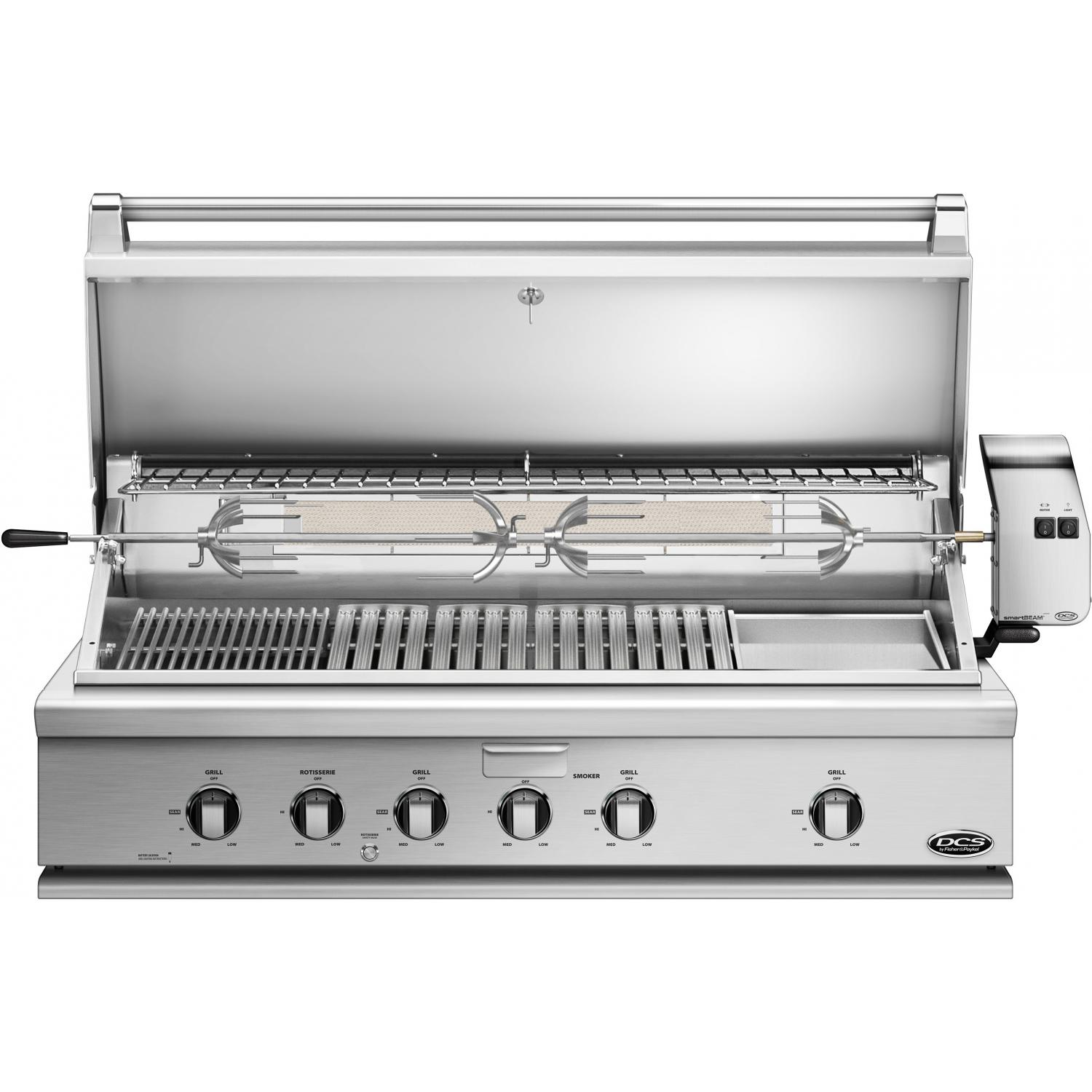 Dcs 48 Grill For Built In With Rotisserie Griddle