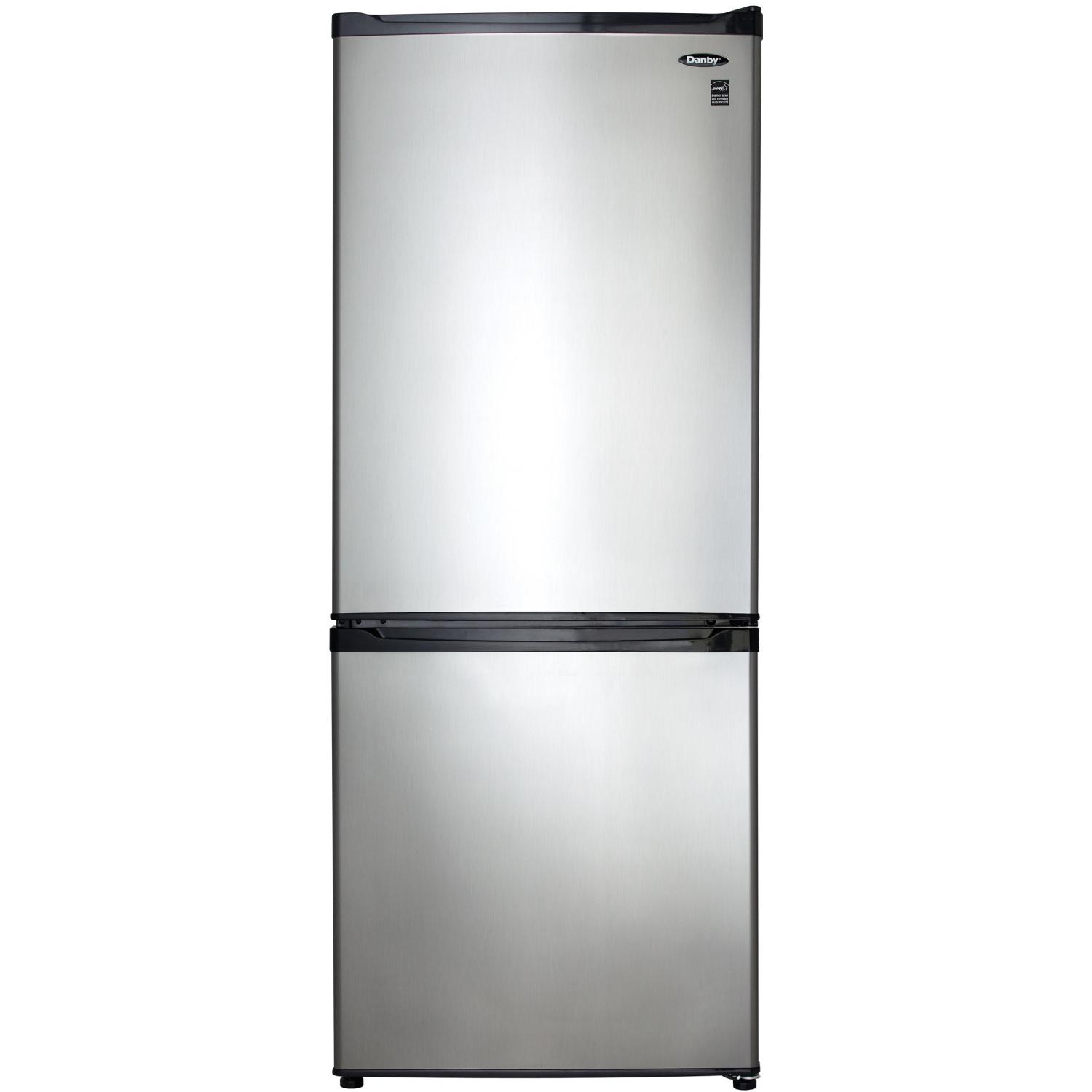 danby 9 2 cu ft apartment size refrigerator bottom