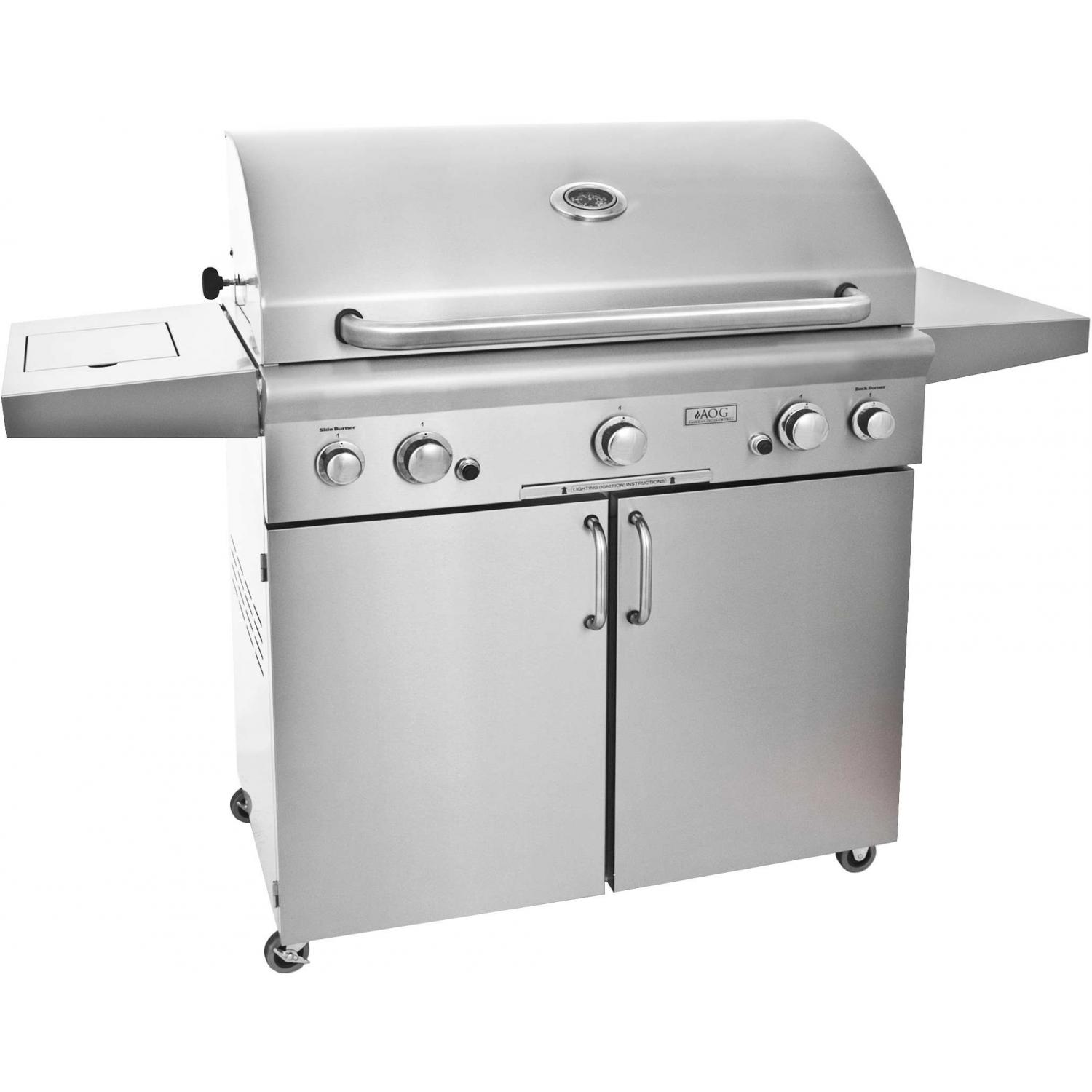 Natural Gas Outdoor Grills