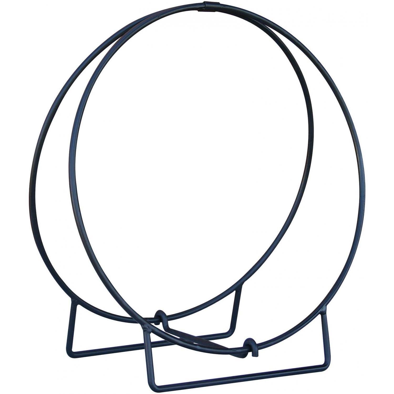 UniFlame 24 Inch Black Log Hoop