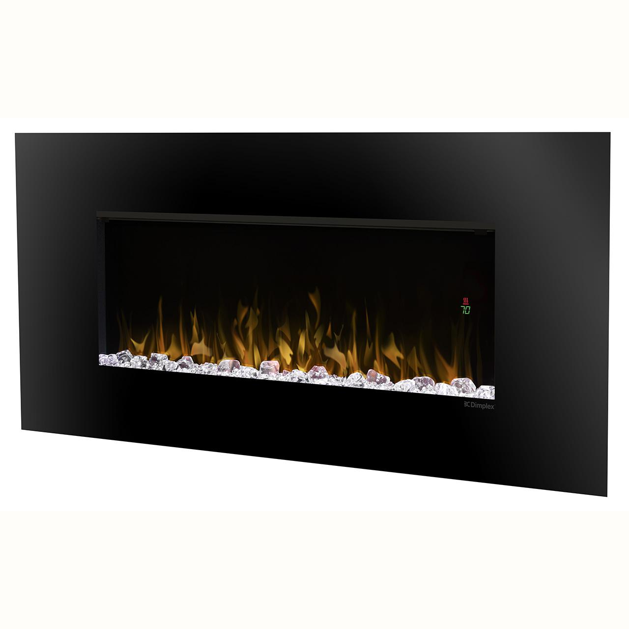 Dimplex Contempra 52-Inch Wall Mount Electric Fireplace -...