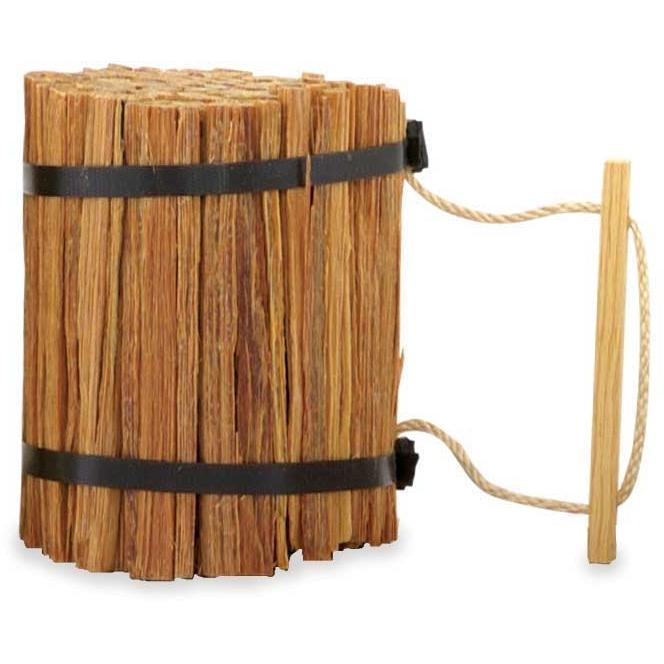 UniFlame Fatwood Firewood Starter - 4 Lb Bundle