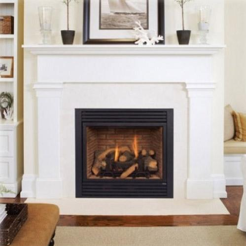 Monessen Hbdv400nsc7 36-inch Natural Gas Direct Vent Fireplace System With Signature Command Control at Sears.com