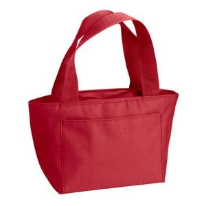 Liberty Bags Simple And Cool Cooler Bag - Red