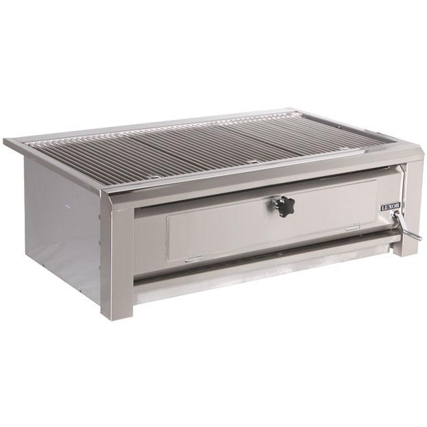Luxor Charcoal Grills 42 Inch Built-in Charcoal Grill - Open Top AHT-42CHAR-BI-OT