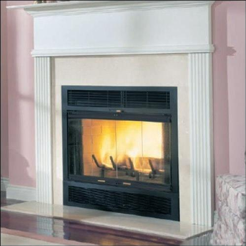 Monessen Wmc42 Warmmajic Series 42-inch Heat Circulating Wood Burning Fireplace at Sears.com