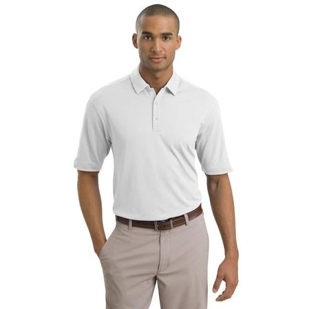 Nike Golf Tech Sport Dri-FIT Polo Shirt Small - White 2534440