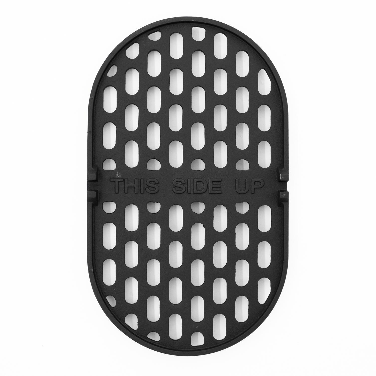 Primo Cast Iron Charcoal Grate For Oval Junior