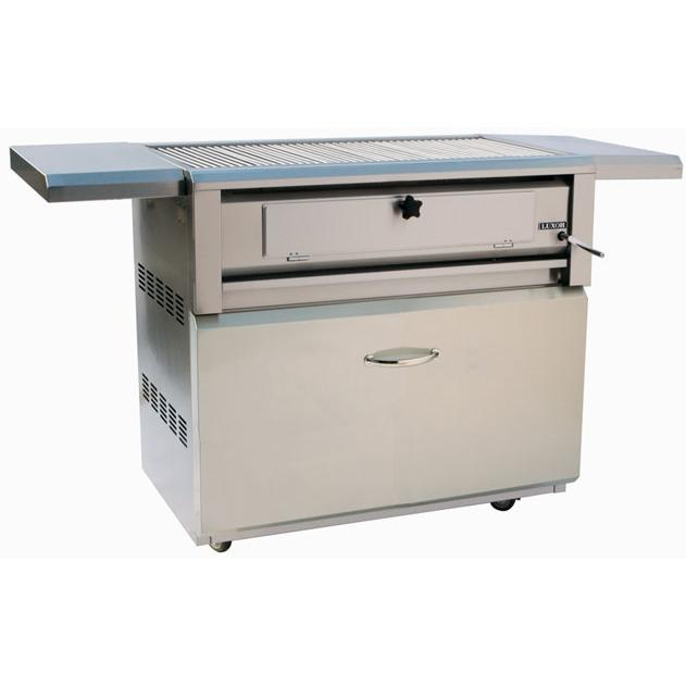 Luxor Charcoal Grills 42 Inch Charcoal Grill On Cart - Open Top AHT-42-CHAR-F-OT