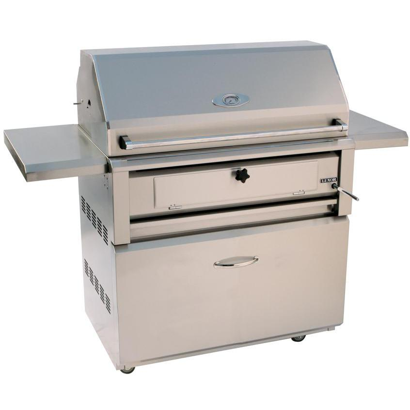 luxor 42-Inch Freestanding Charcoal Grill - AHT-42-CHAR-F