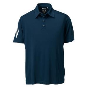 Adidas Golf Mens ClimaCool Mesh All Tour Polo Shirt XL - Navy