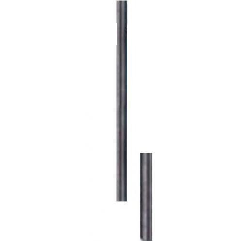 Gaslite America P111 10 Foot Black Steel 3 Inch Gas Light Post