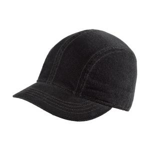 New Era Ladies Corduroy Short Bill Cap - Black