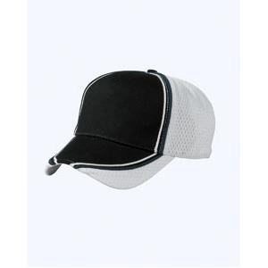 Champion Athletic Mesh Cap - Black/White
