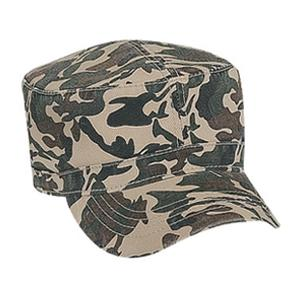 Otto Cap Camo Superior Garment Washed Cotton Twill Military Style Cap - Camo Pattern 23, Discount ID 41-789-CP023