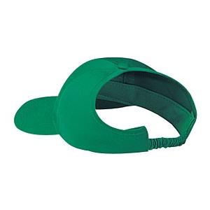 Otto Cap Brushed Cotton Twill Pro-Style Ponytail Cap L / XL - Kelly, Discount ID 69-291-005-L / XL