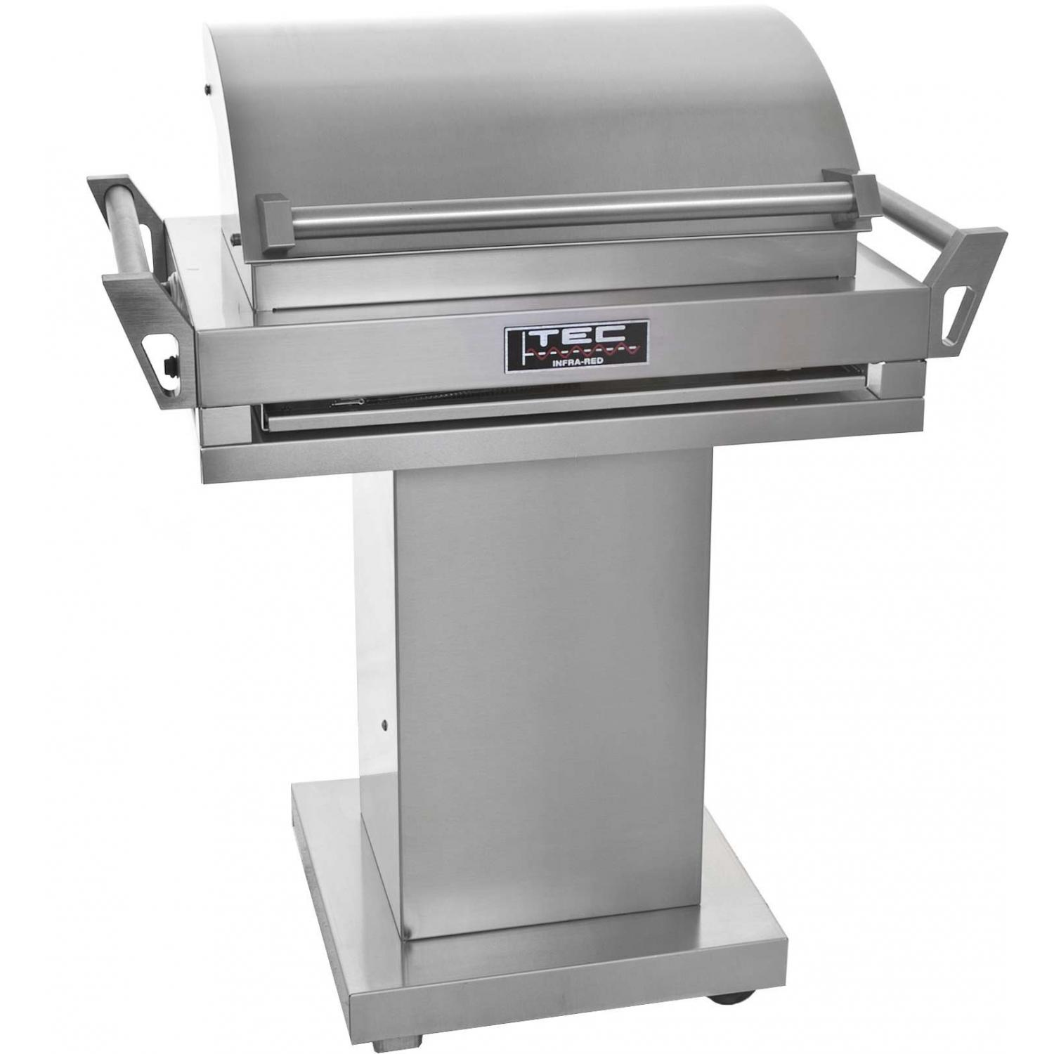 TEC G-Sport FR Natural Gas Grill On Removable Pedestal