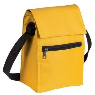 Port Authority Insulated Lunch Cooler Bag - Gold
