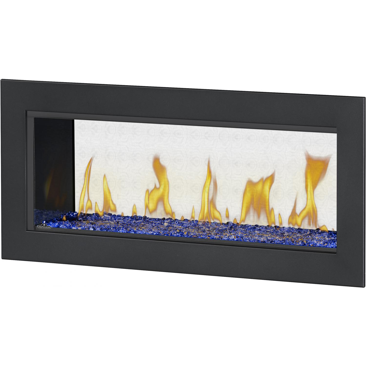 Napoleon Vector 38 See Thru Built-In Direct Vent Propane ...