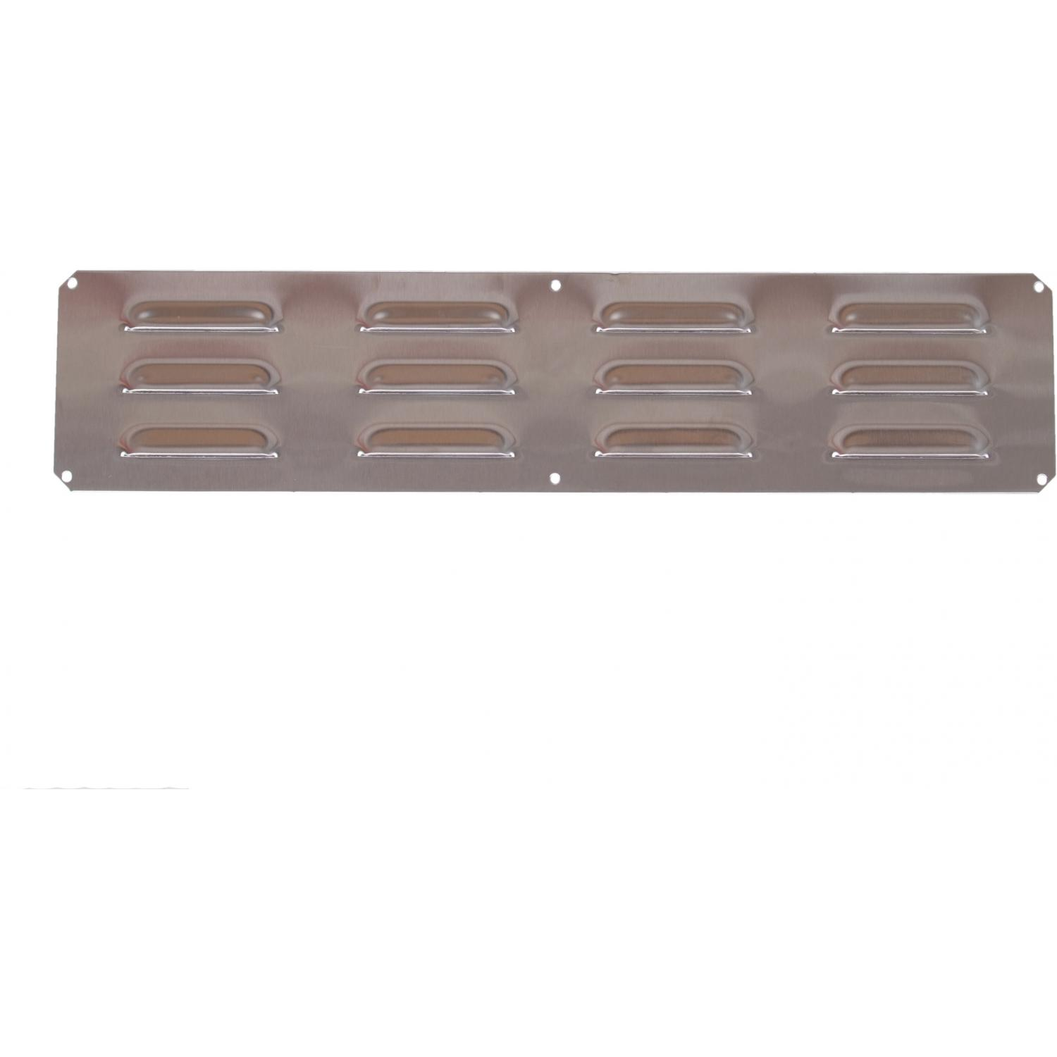 BBQ Guys 4 X 18 Stainless Steel Island Vent