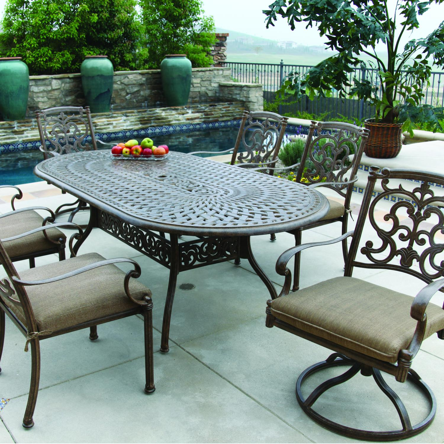 Patio dining sets on sale design ideas
