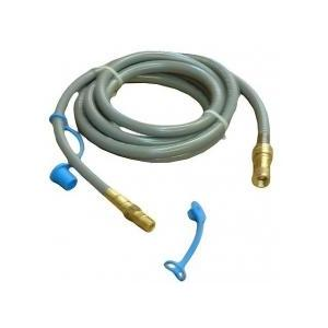 12 Ft. Natural Gas Hose W/ Quick Disconnect