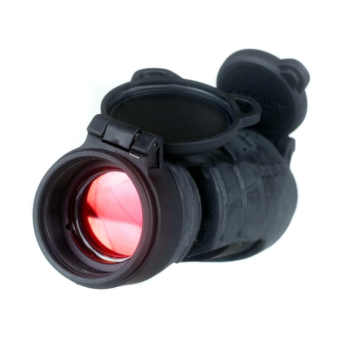 Aimpoint Compml3 Red Dot 2 Moa Sight Riflescope - Black - 11416