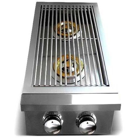 Rcs Agape Slide-in Double Side Burner W/ Led Lights - Natural Gas - Adb1 at Sears.com