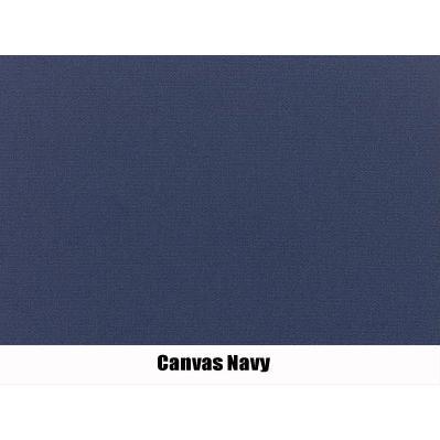 North Cape Canvas Navy Cushion - Montego