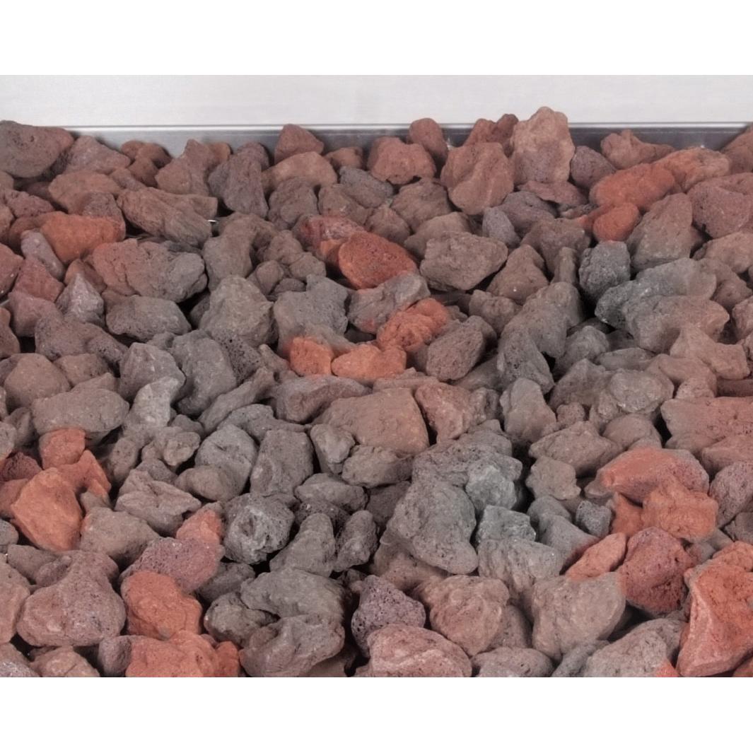 BBQ Guys Lava Rock - 7 Lbs