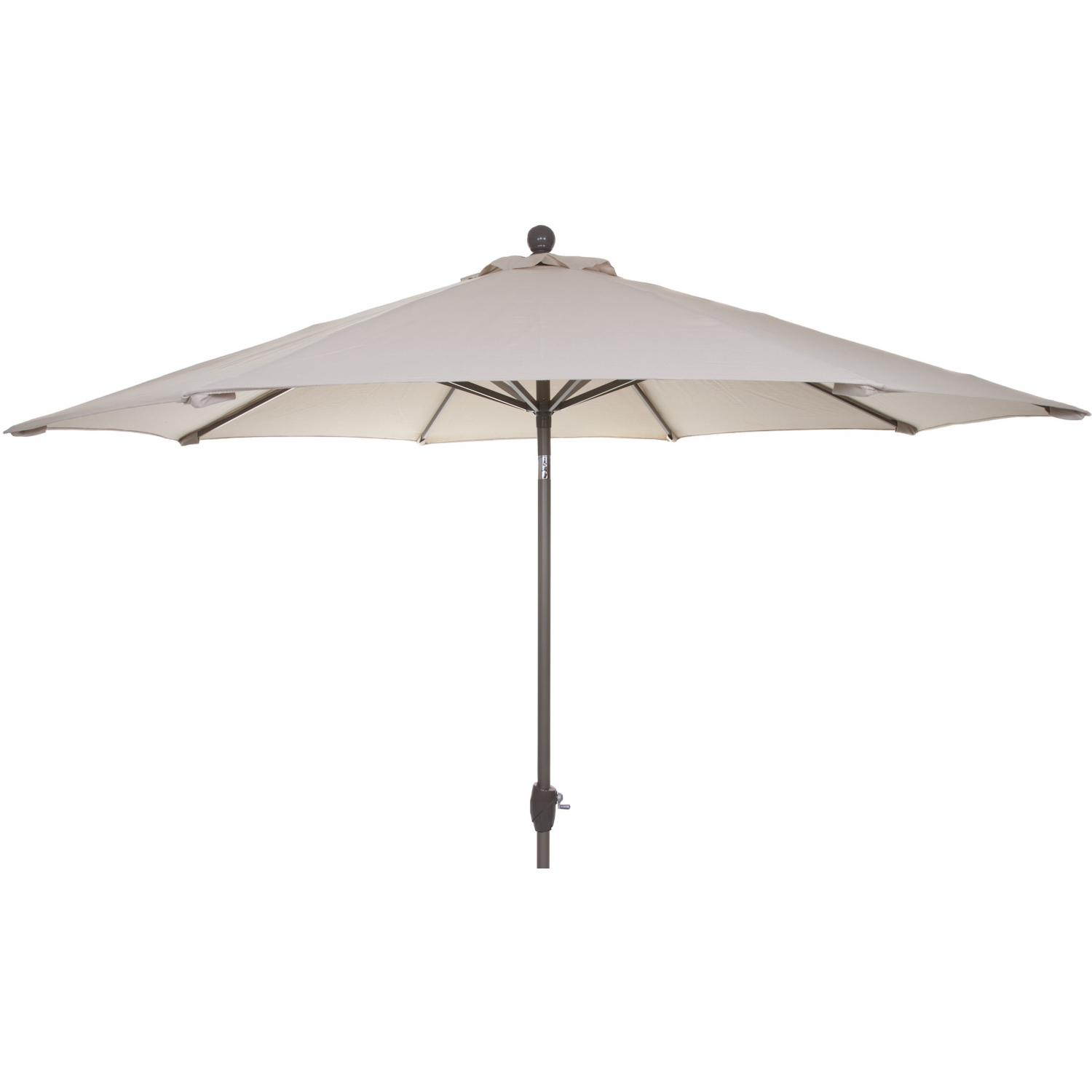 Picture of 9 Ft Aluminum Patio Umbrella - Antique Beige