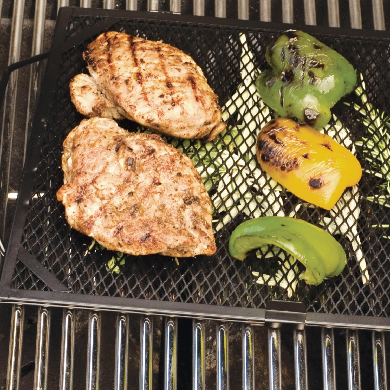 Non-stick Herb Grilling Grid