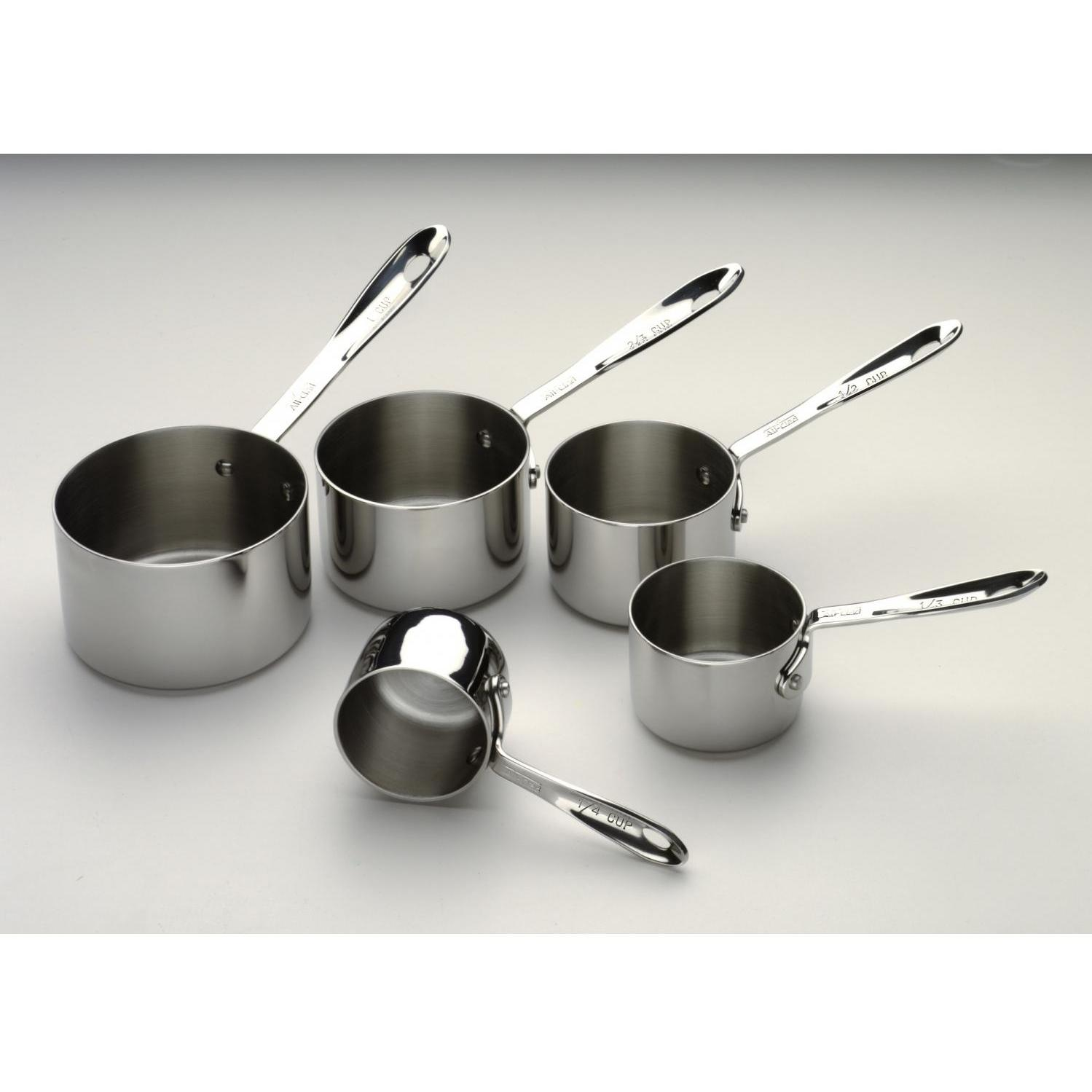All-Clad Stainless Measuring Cup Set 2848154
